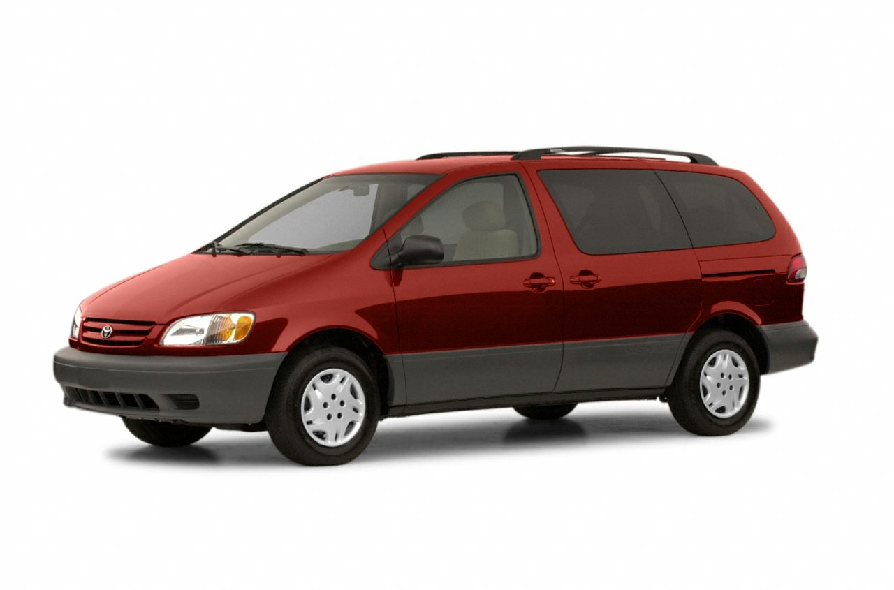 2002 Toyota Sienna CE Minivan for sale in Austin for $0 with 0 miles