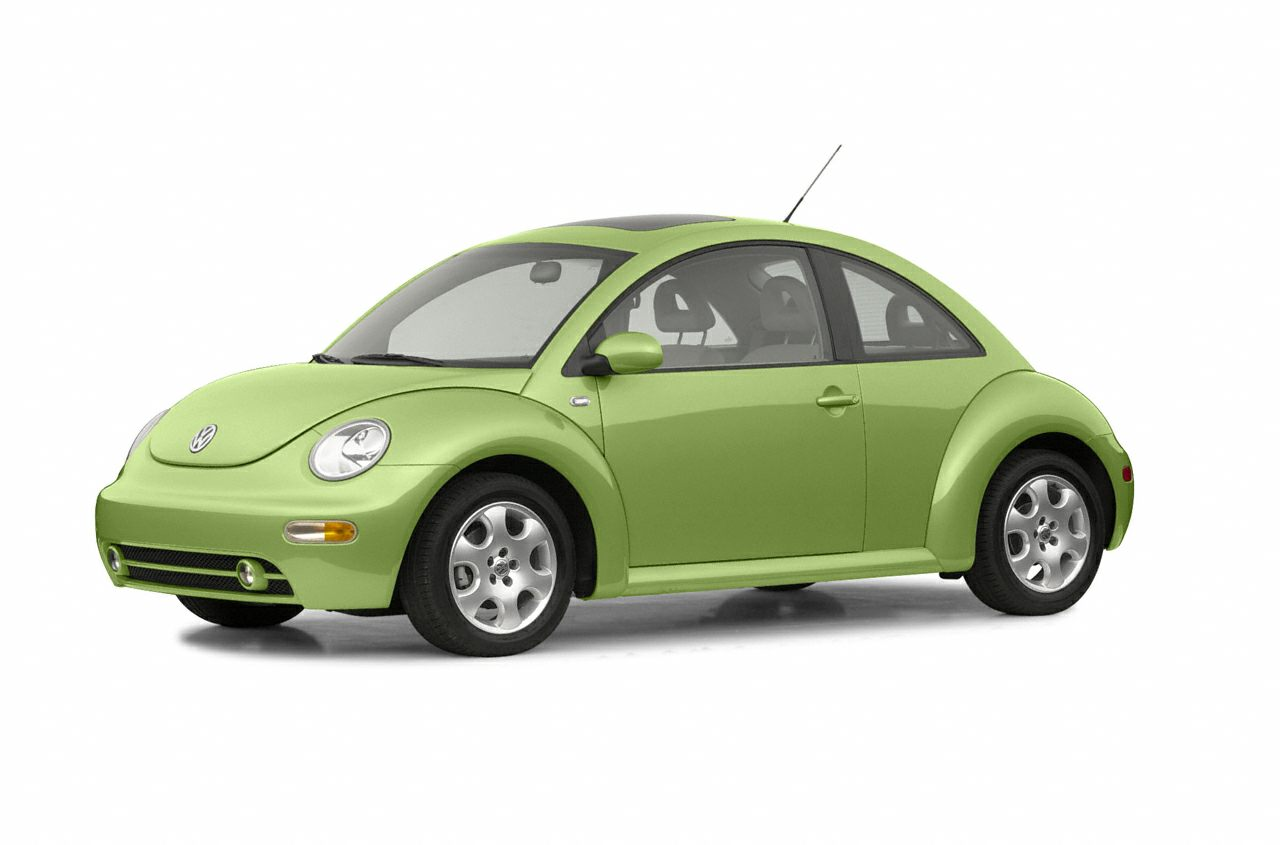 2002 Volkswagen New Beetle GLS Hatchback for sale in Danielson for $5,800 with 124,115 miles.