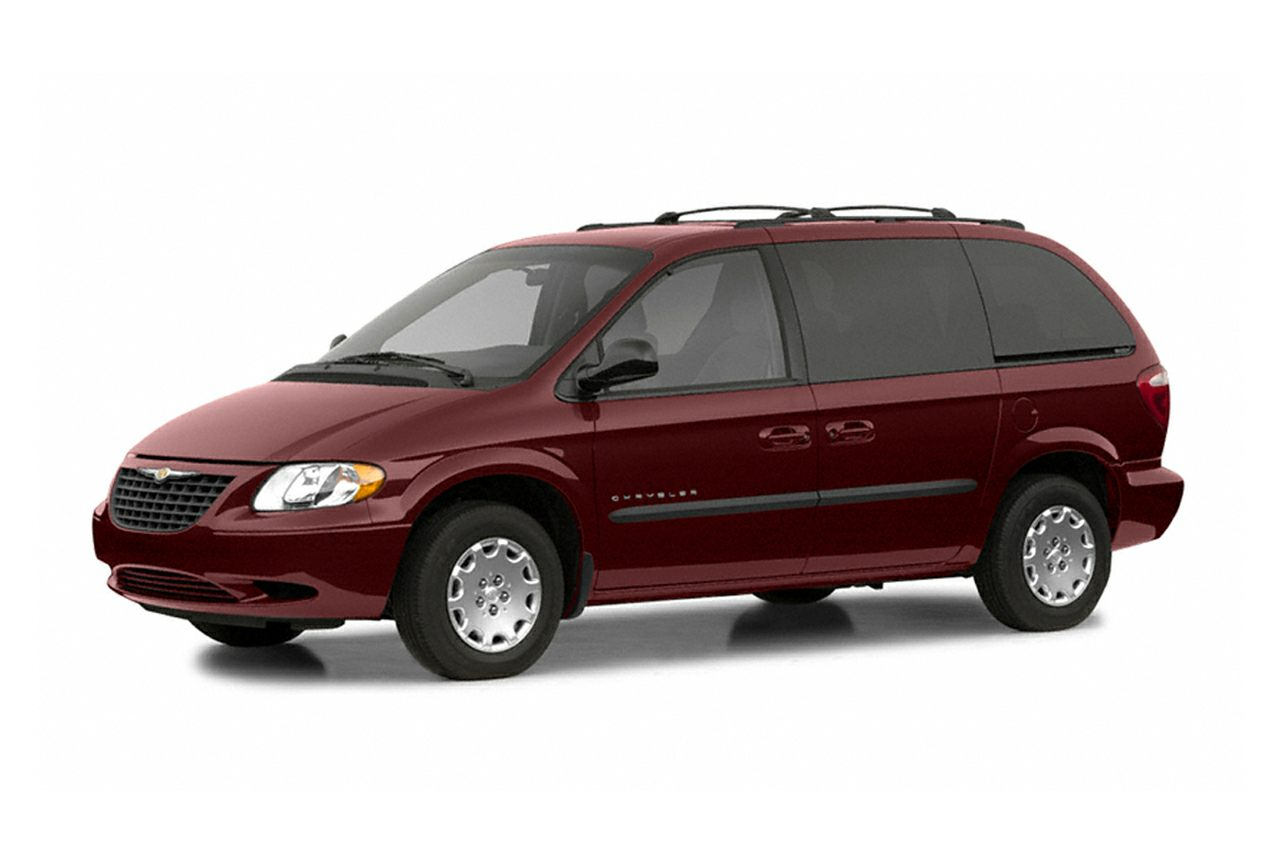 2003 Chrysler Voyager Minivan for sale in Brunswick for $2,995 with 123,026 miles