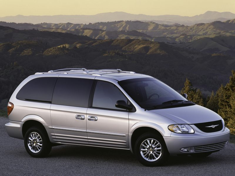 2003 chrysler town country reviews specs and prices. Black Bedroom Furniture Sets. Home Design Ideas