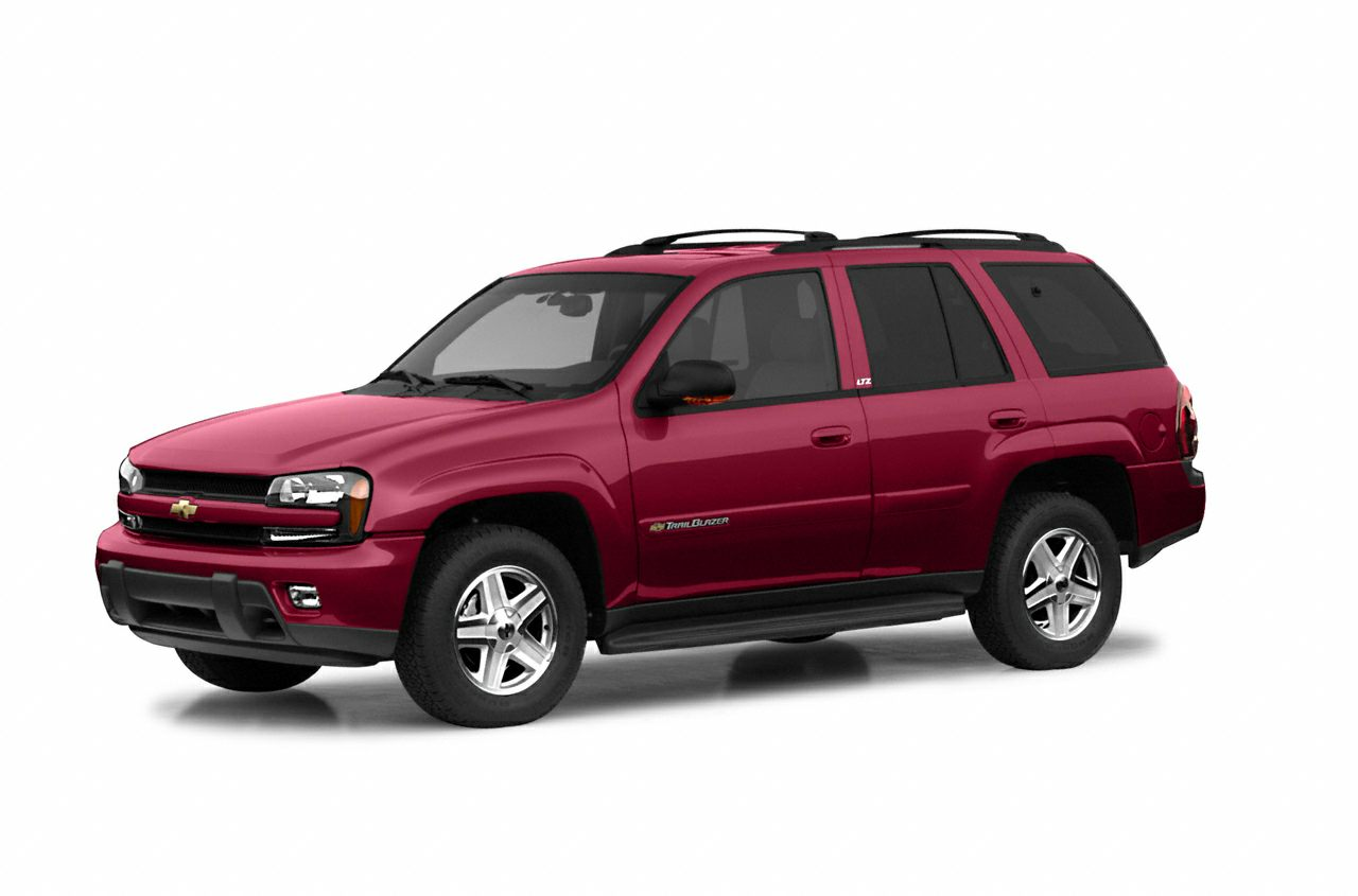 2003 Chevrolet TrailBlazer LT SUV for sale in Jackson for $0 with 162,954 miles