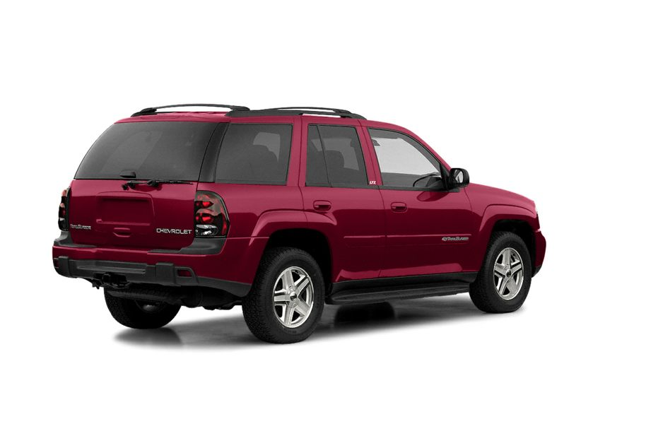 2003 chevrolet trailblazer reviews specs and prices. Black Bedroom Furniture Sets. Home Design Ideas