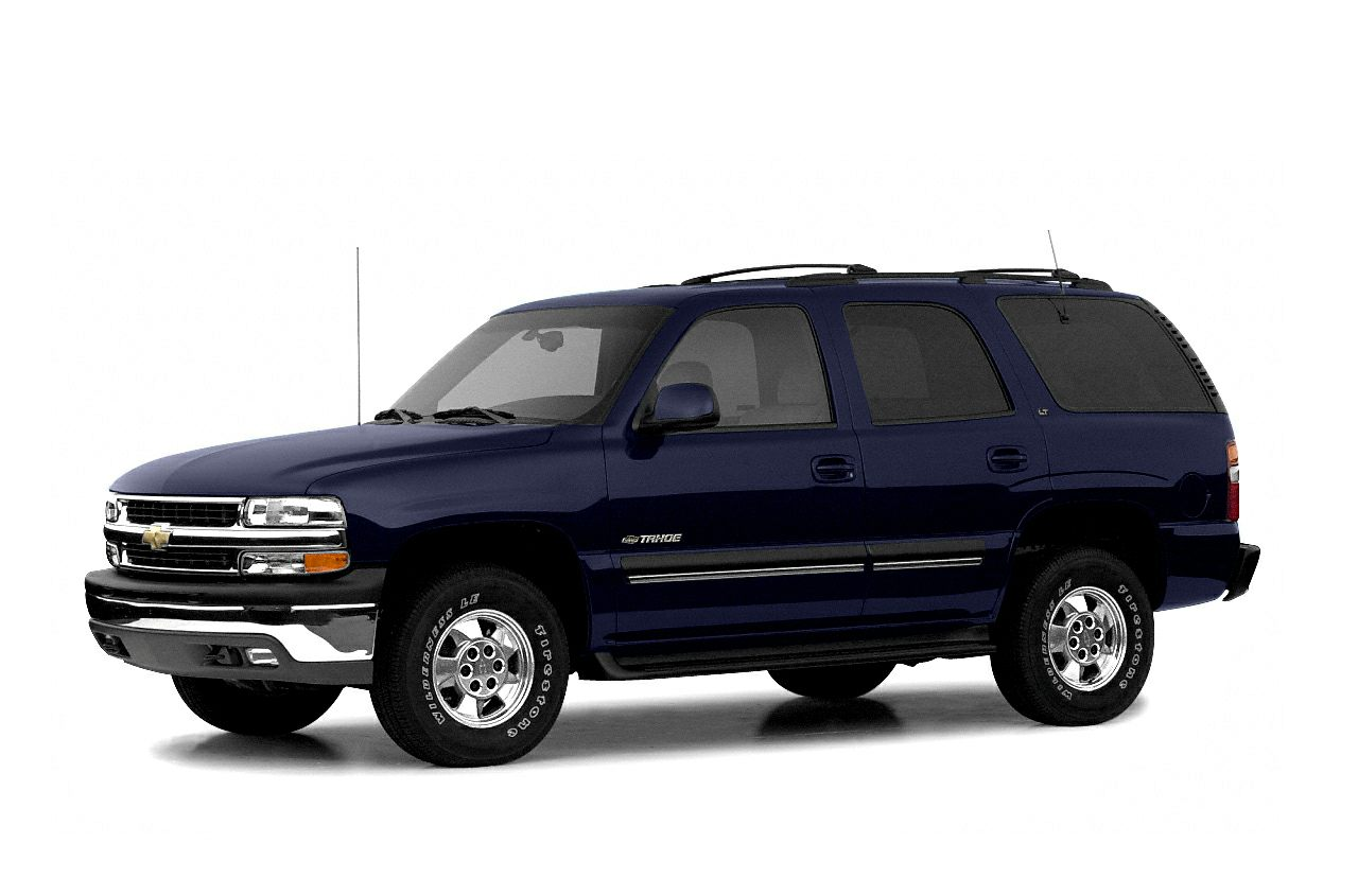 2003 Chevrolet Tahoe Z71 SUV for sale in Butler for $7,900 with 155,435 miles.