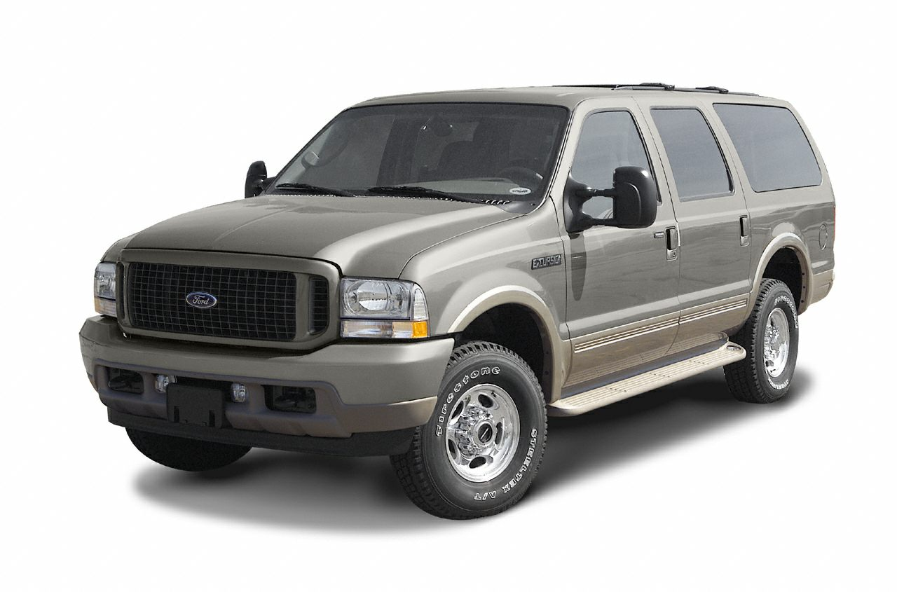 2003 Ford Excursion Eddie Bauer SUV for sale in Van Wert for $12,995 with 187,491 miles