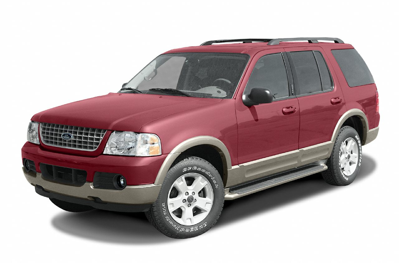 2003 Ford Explorer XLS SUV for sale in Colchester for $4,296 with 126,432 miles.