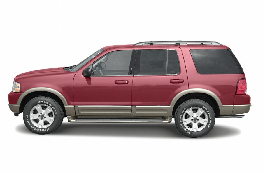2003 ford explorer reviews specs and prices - Ford explorer exterior dimensions ...