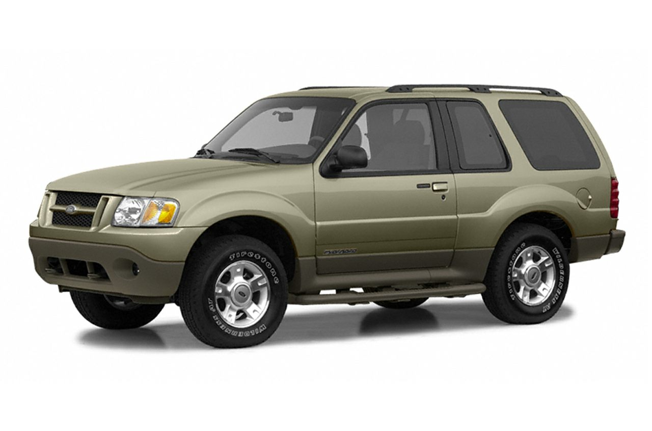 2003 Ford Explorer Sport XLS SUV for sale in Waxahachie for $4,995 with 126,983 miles.