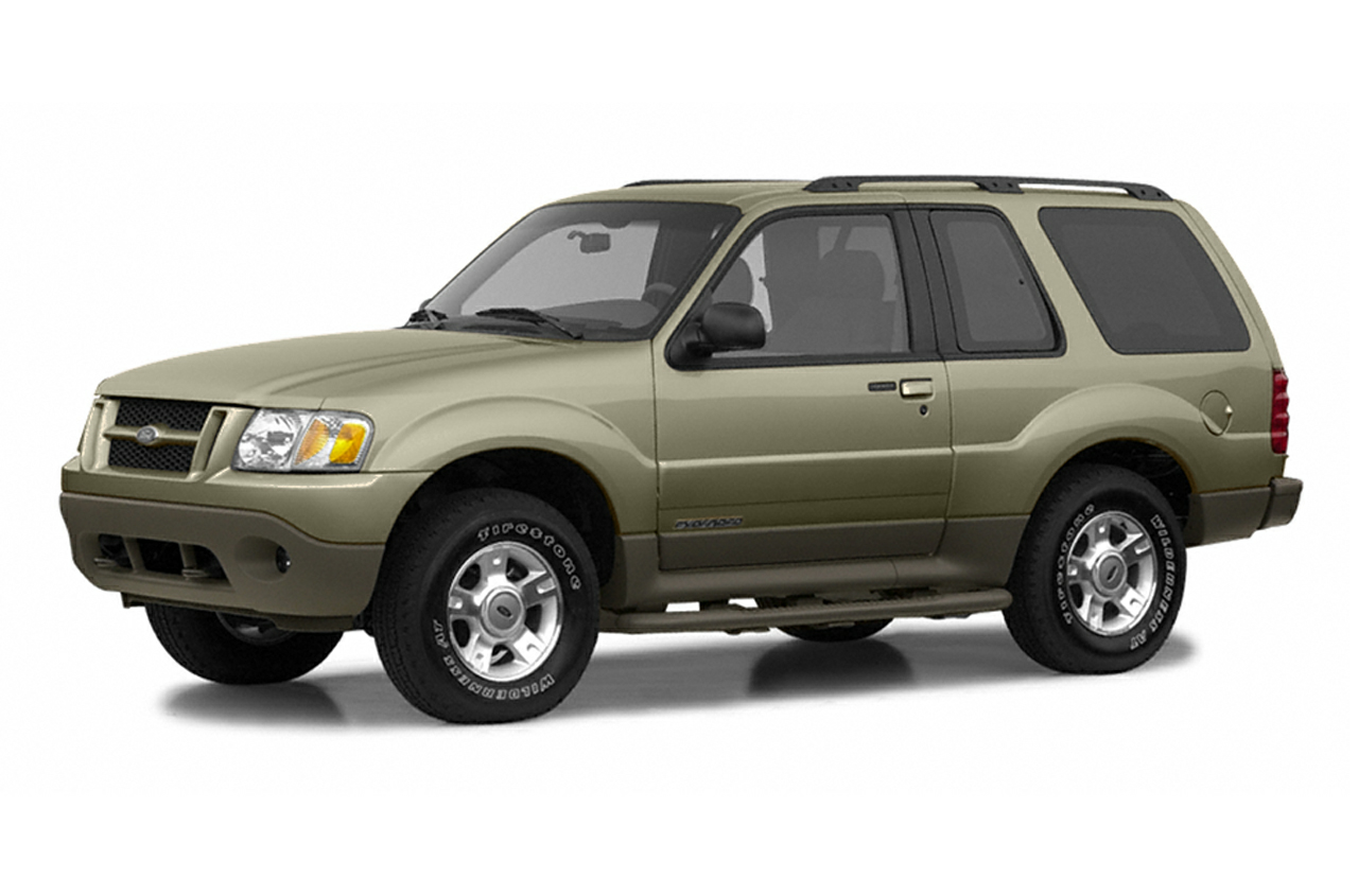 Available in 8 styles: 2003 Ford Explorer Sport 2dr 4x4 shown