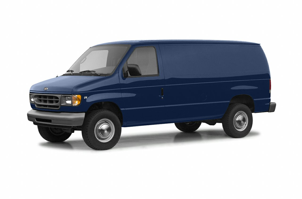 2003 Ford E350 Super Duty Cargo Van for sale in New Philadelphia for $9,950 with 132,381 miles