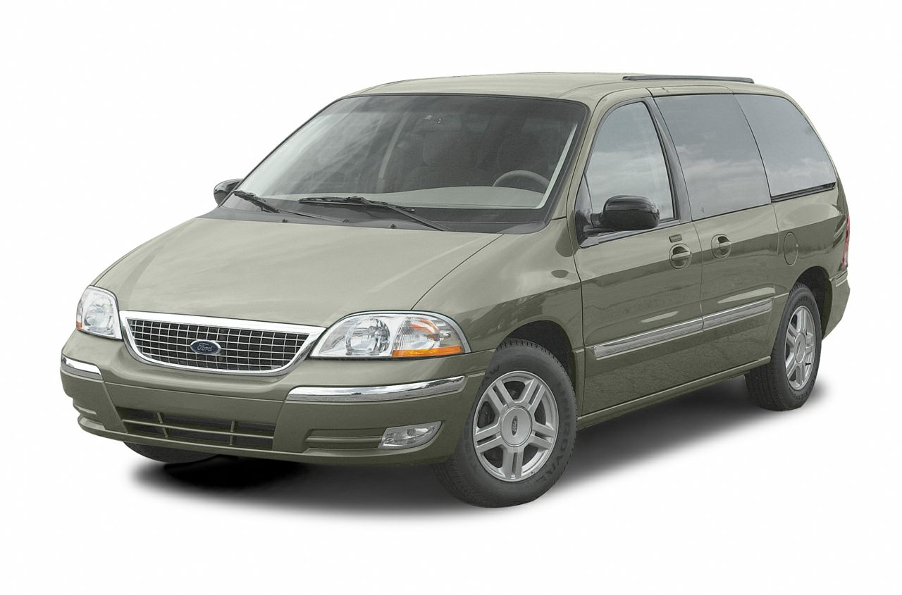 2003 Ford Windstar LX Minivan for sale in Augusta for $4,995 with 129,246 miles.