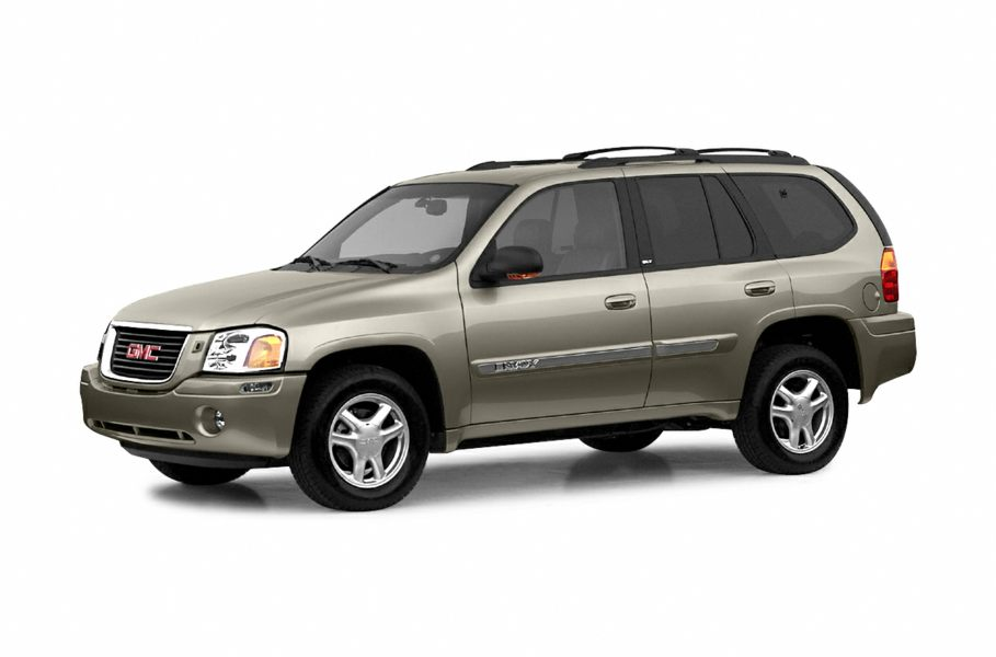 2003 gmc envoy reviews specs and prices. Black Bedroom Furniture Sets. Home Design Ideas