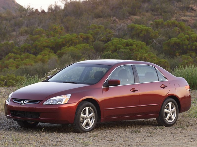 2003 honda accord reviews specs and prices. Black Bedroom Furniture Sets. Home Design Ideas