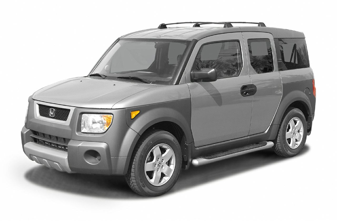 2003 Honda Element EX SUV for sale in Beaufort for $5,964 with 190,617 miles.