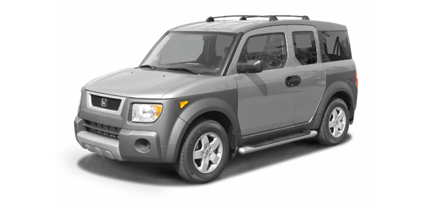 2003 honda element reviews specs and prices autos post for Honda element dimensions