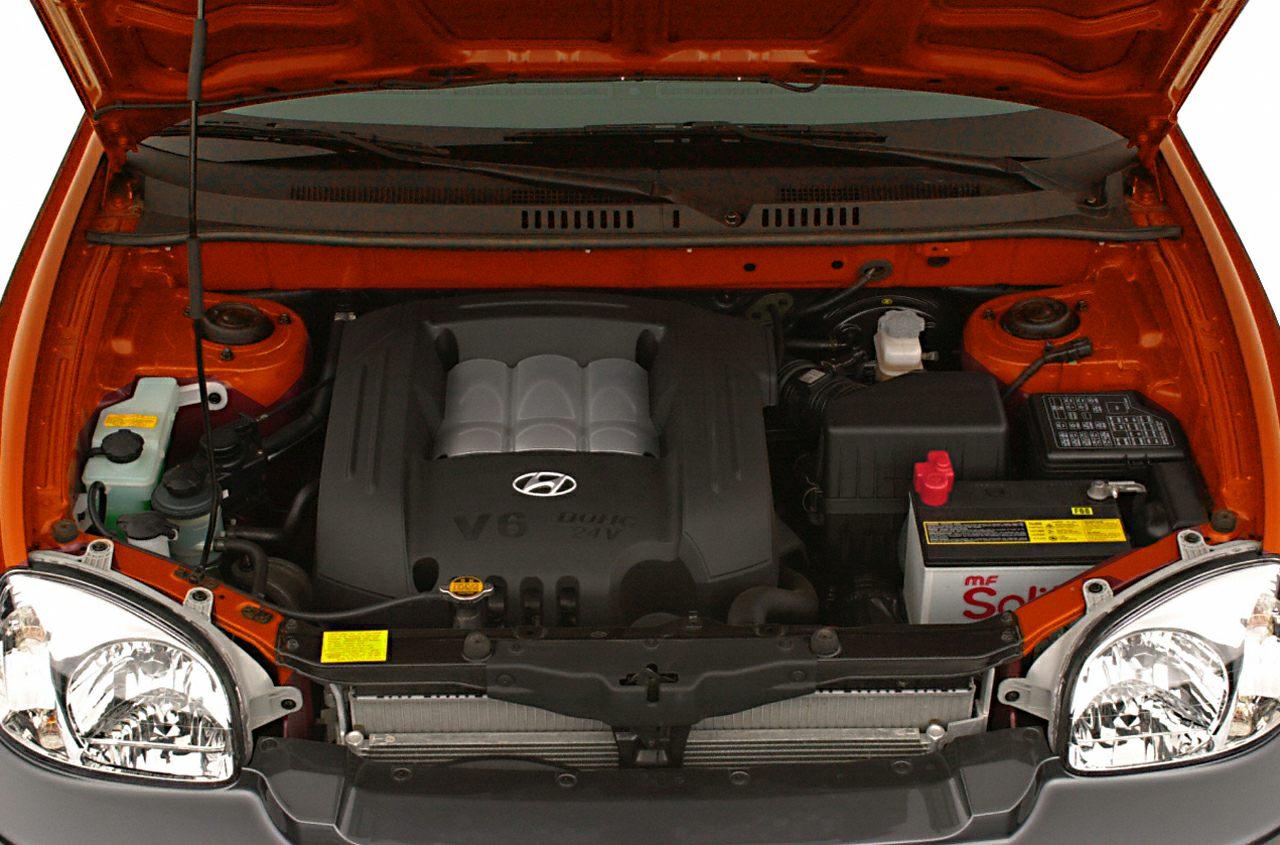 2003 Hyundai Santa Fe Reviews Specs And Prices Cars Com