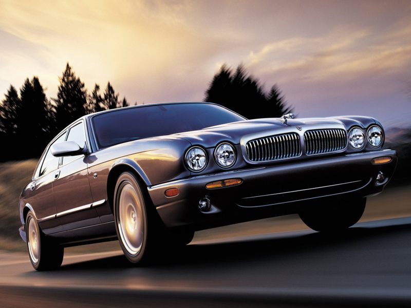 2003 jaguar xj8 reviews specs and prices. Black Bedroom Furniture Sets. Home Design Ideas