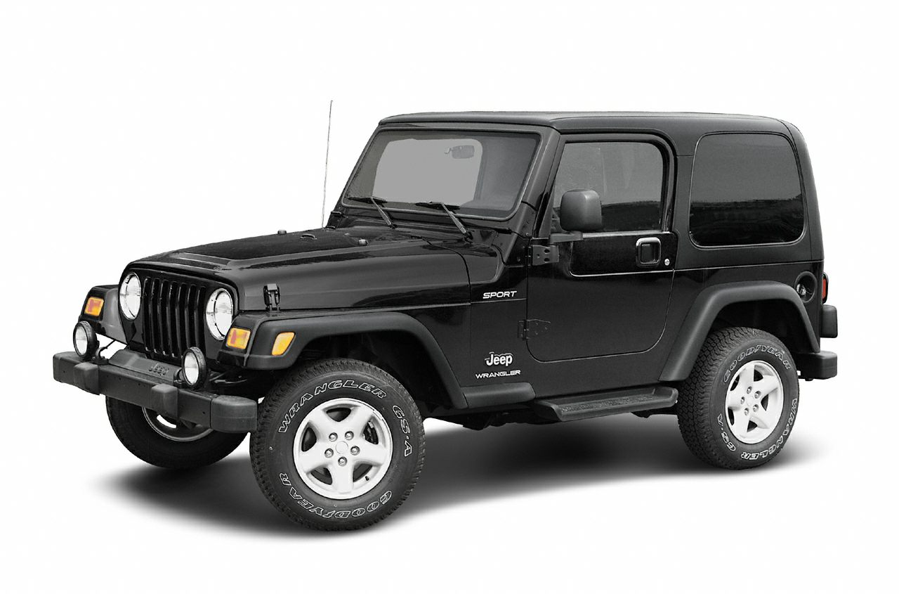 2003 Jeep Wrangler SE SUV for sale in Hoover for $12,111 with 72,951 miles.