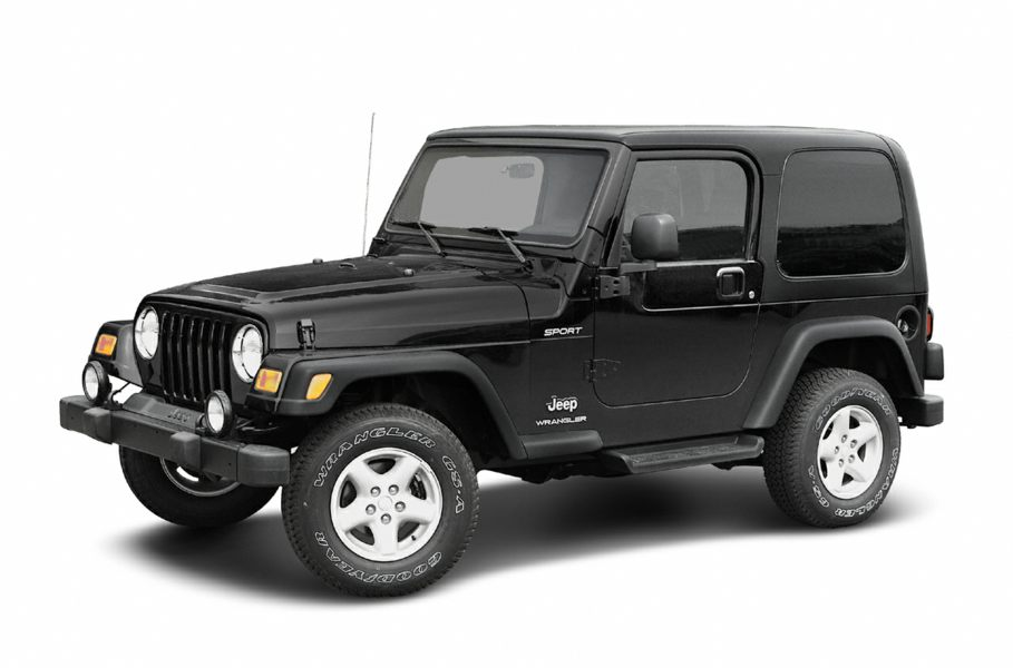 2003 jeep wrangler reviews specs and prices. Black Bedroom Furniture Sets. Home Design Ideas