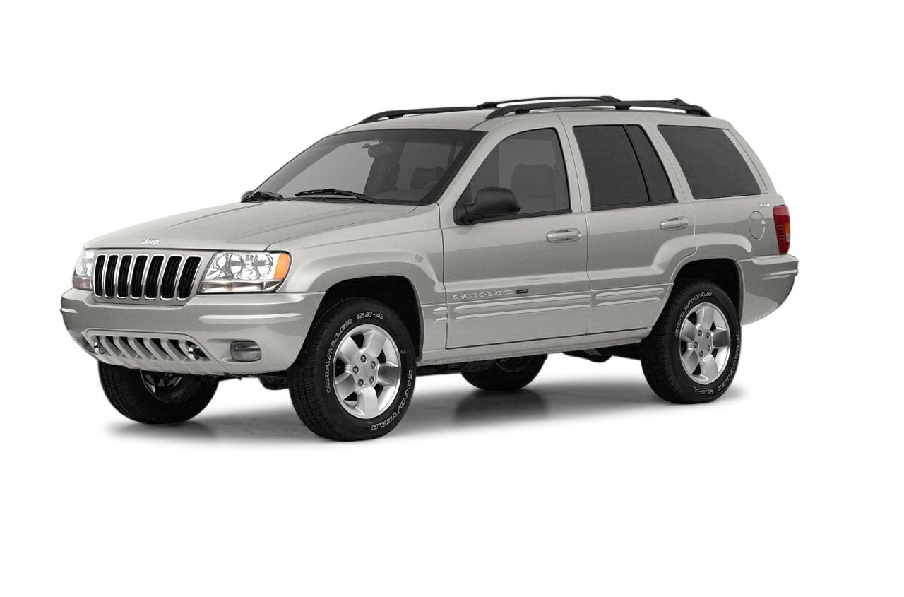2003 Jeep Grand Cherokee Limited SUV for sale in Effingham for $8,995 with 107,675 miles