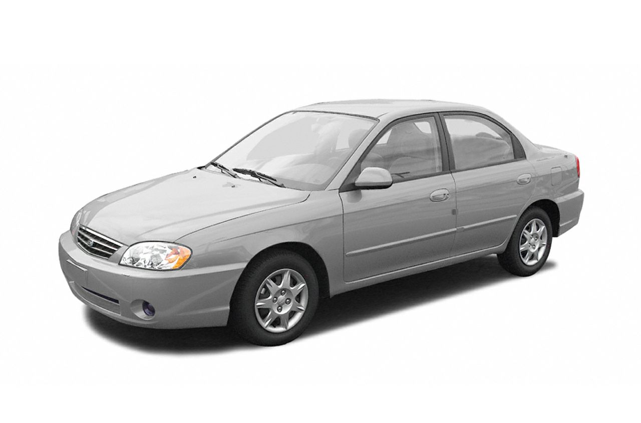 2003 Kia Spectra Sedan for sale in Midland for $2,999 with 108,353 miles
