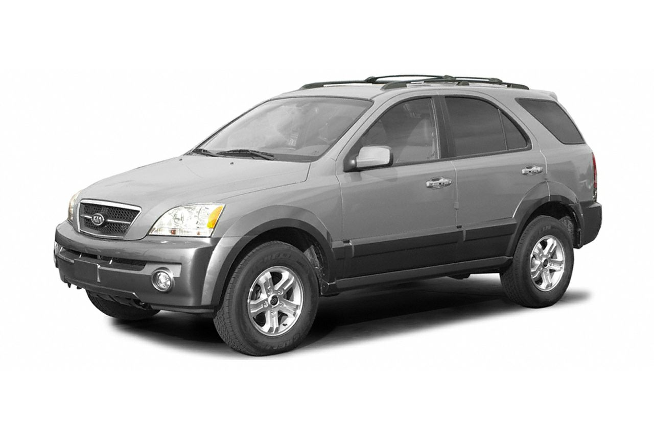 2003 Kia Sorento LX SUV for sale in Danielson for $5,800 with 77,943 miles.