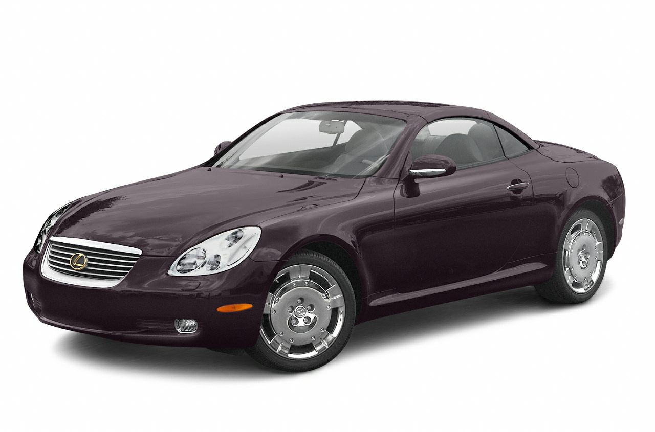 2003 Lexus SC 430 Convertible for sale in Tarpon Springs for $23,900 with 22,865 miles