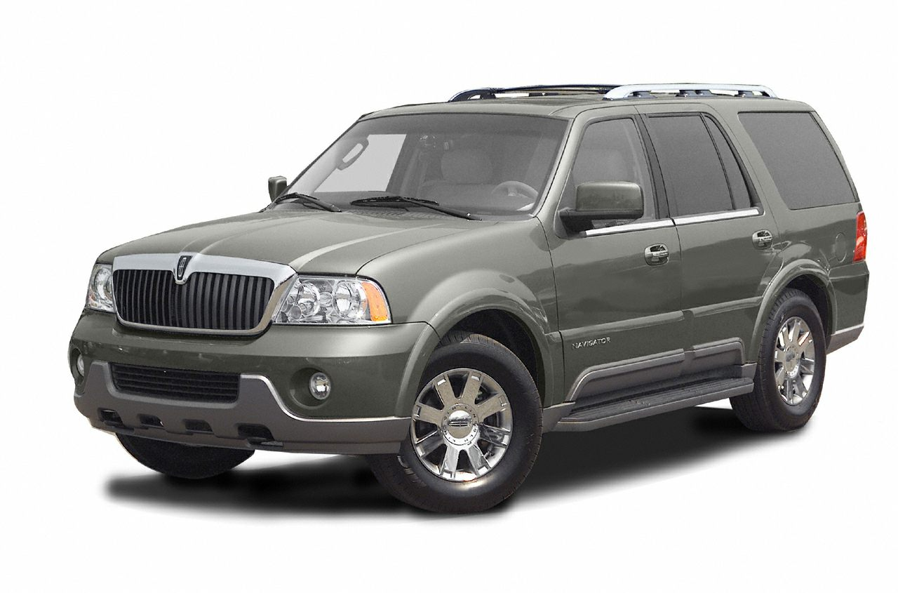 2003 Lincoln Navigator Ultimate SUV for sale in Manassas for $6,999 with 124,939 miles.