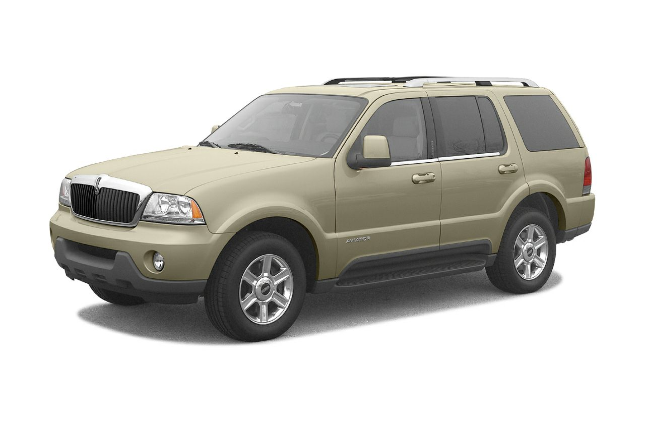 2003 Lincoln Aviator SUV for sale in Tucson for $9,991 with 173,000 miles.