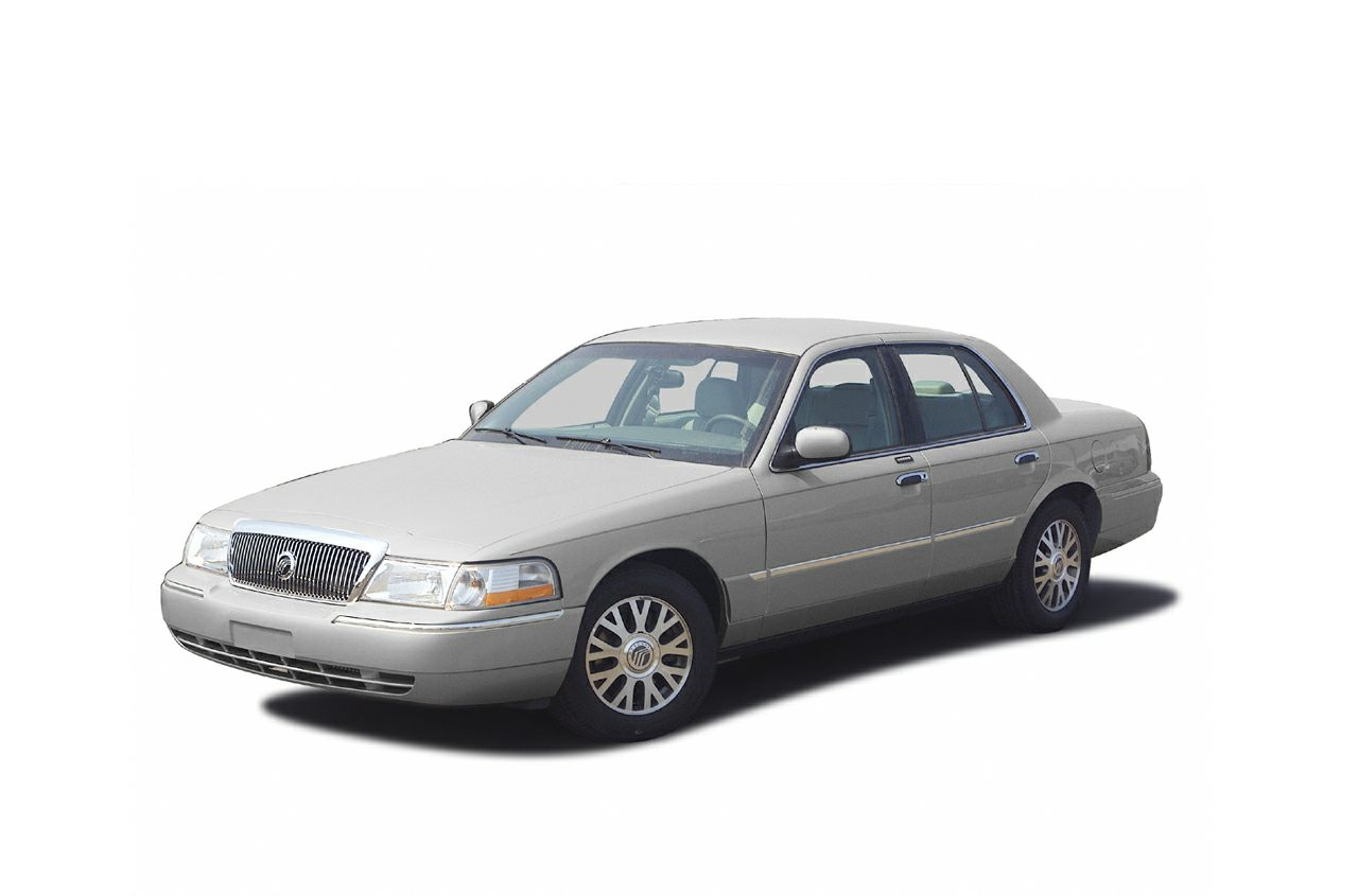 2003 Mercury Grand Marquis LS Sedan for sale in Quakertown for $6,481 with 93,681 miles