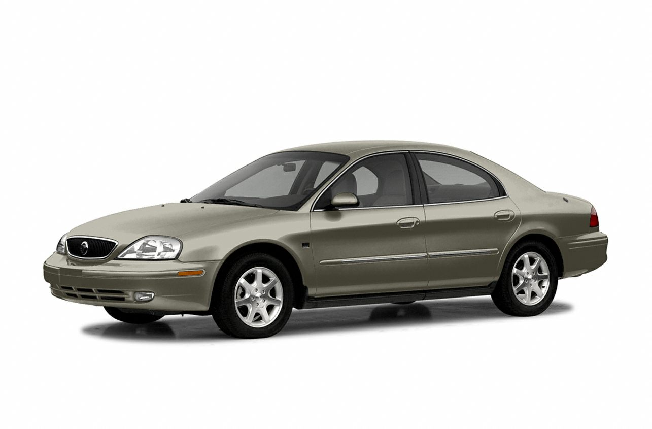 2003 Mercury Sable GS Sedan for sale in Newark for $3,500 with 124,843 miles