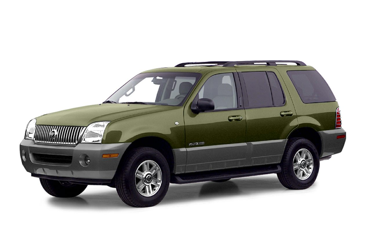 2003 Mercury Mountaineer SUV for sale in Los Angeles for $6,995 with 91,707 miles