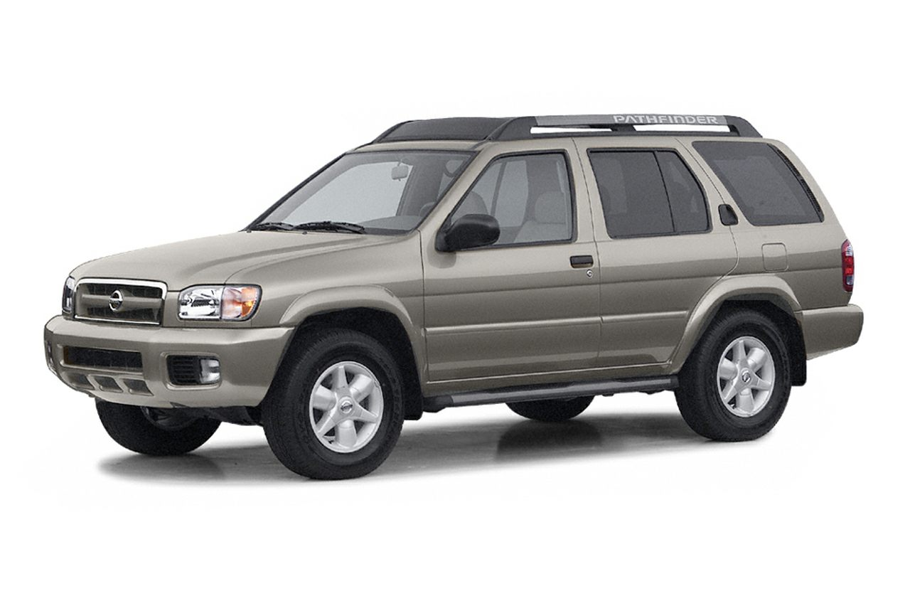2003 Nissan Pathfinder LE SUV for sale in High Point for $7,991 with 137,359 miles