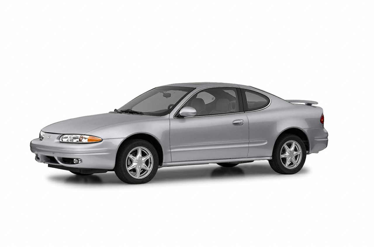 2003 Oldsmobile Alero GL Coupe for sale in Shreveport for $4,977 with 173,646 miles
