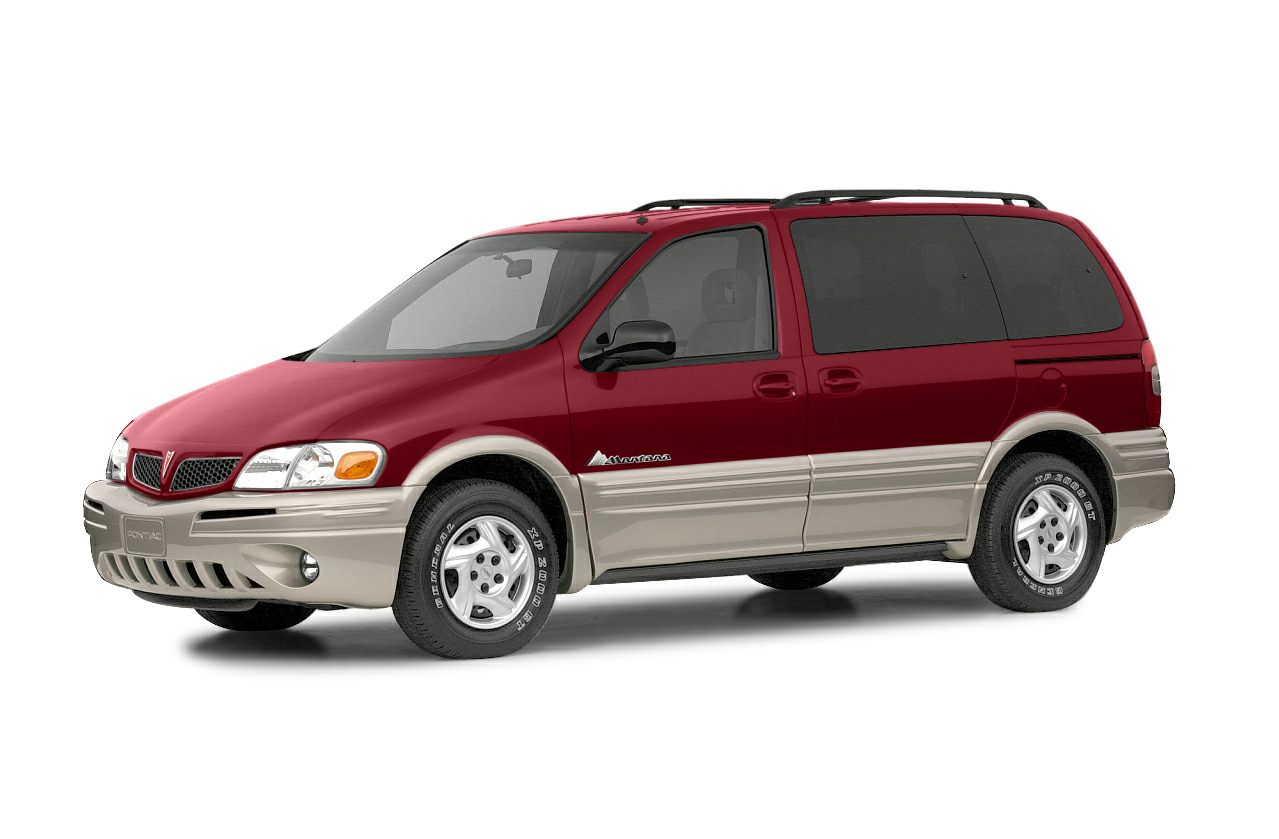 2003 Pontiac Montana Minivan for sale in Byram for $4,500 with 177,504 miles.