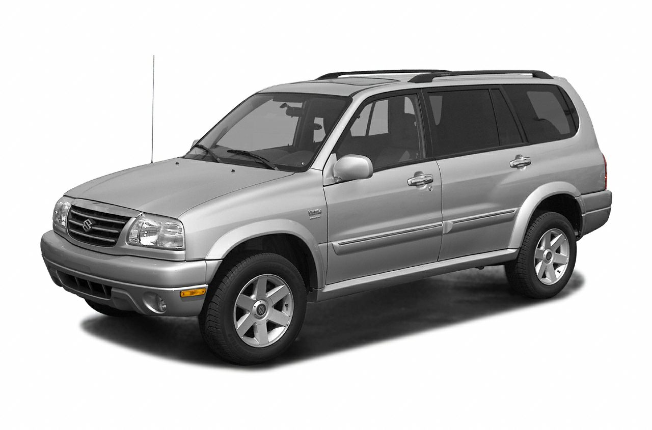 2003 Suzuki XL7 Touring SUV for sale in Scottsdale for $6,357 with 119,521 miles.