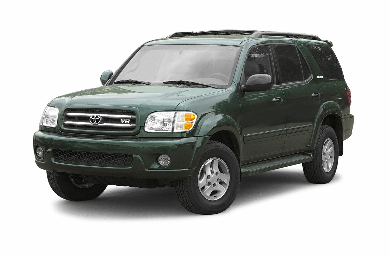 2003 Toyota Sequoia Limited SUV for sale in Chandler for $0 with 149,818 miles