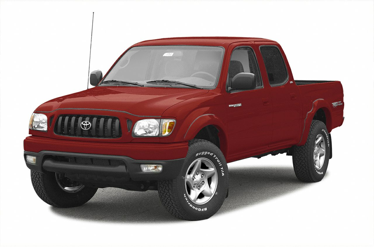 2003 Toyota Tacoma PreRunner Double Cab Crew Cab Pickup for sale in Renton for $0 with 79,958 miles