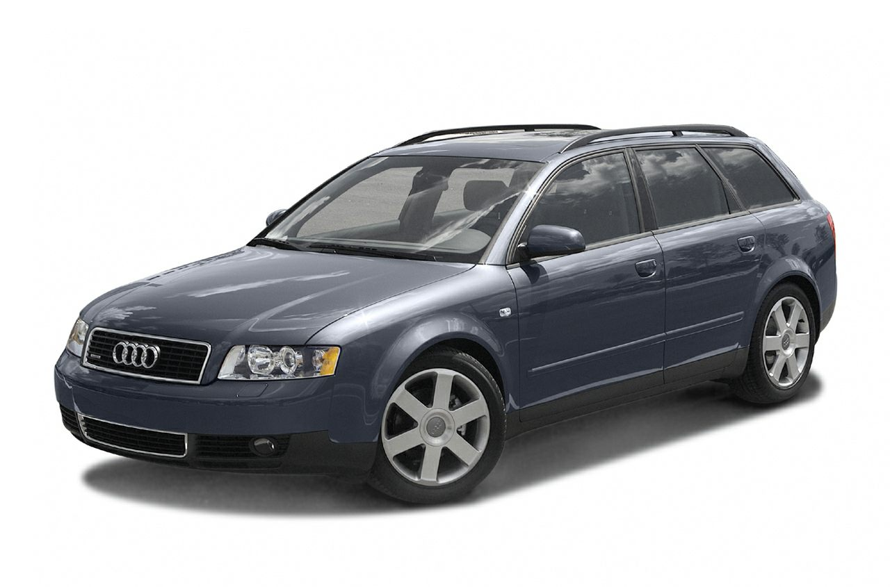 2004 Audi A4 1.8T Avant Quattro Wagon for sale in York for $11,295 with 74,996 miles.