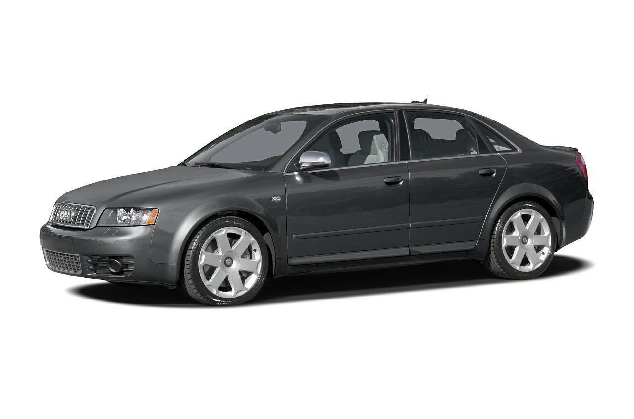 2004 Audi S4 4.2 Quattro Sedan for sale in Fredericksburg for $12,450 with 108,661 miles.