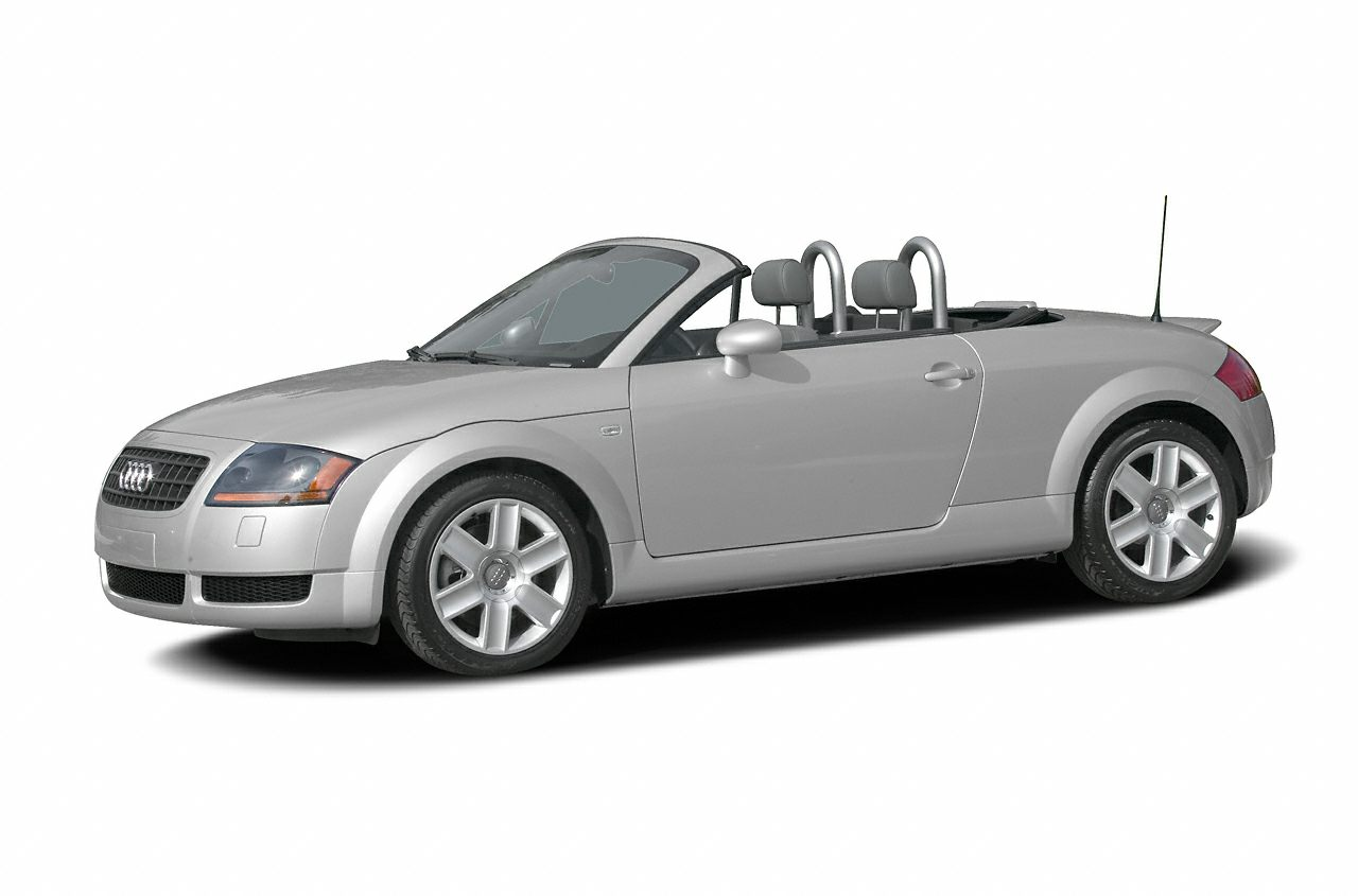 2004 Audi TT 1.8T Quattro Roadster Convertible for sale in Savannah for $13,996 with 72,650 miles.