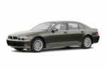2004 BMW 760