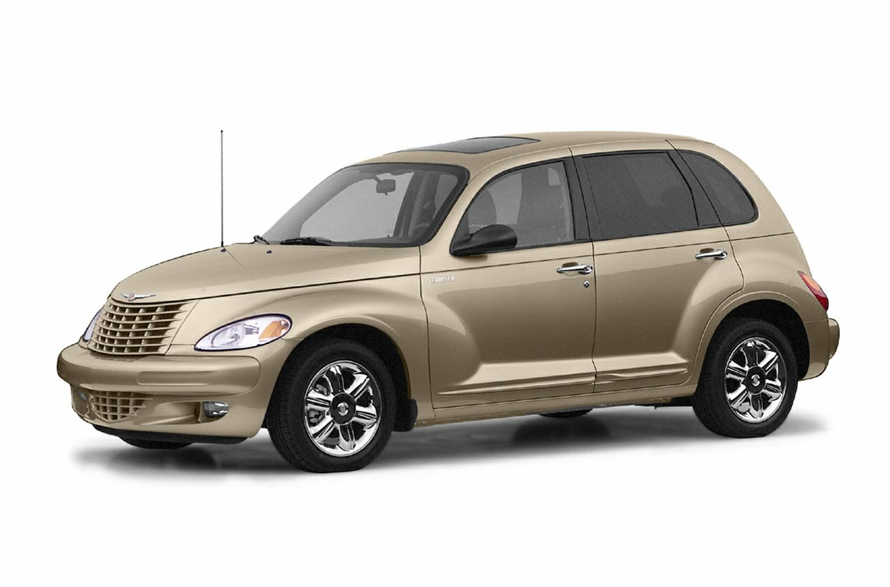 2004 Chrysler PT Cruiser Touring Wagon for sale in Streator for $0 with 119,363 miles
