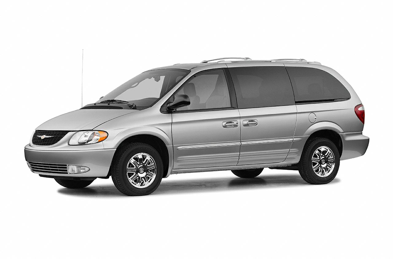 2004 Chrysler Town & Country Limited Minivan for sale in Raleigh for $3,500 with 214,631 miles.