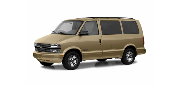 2004 Chevrolet Astro