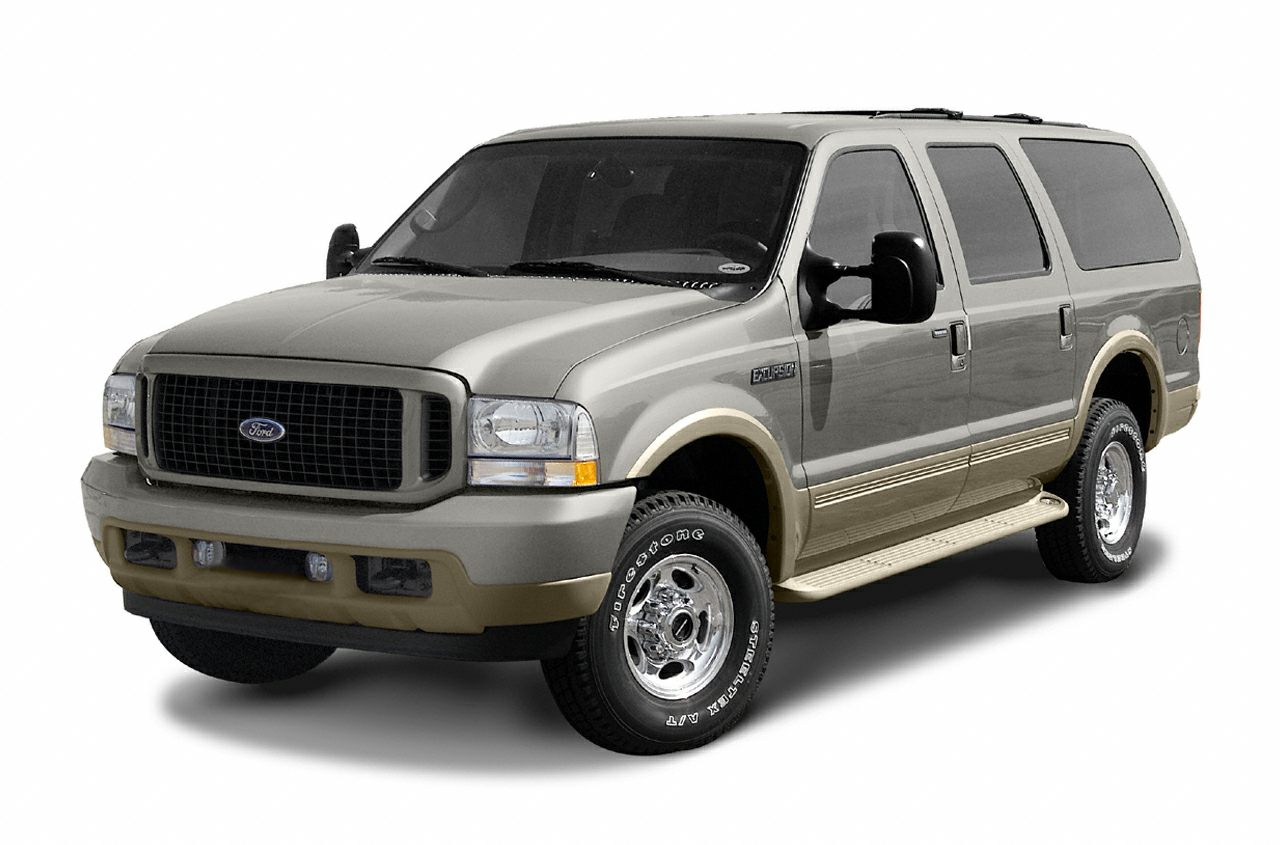 2004 Ford Excursion Limited SUV for sale in Princeton for $6,988 with 186,014 miles