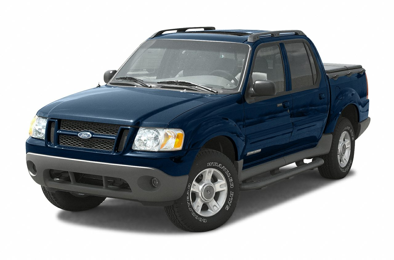 2004 Ford Explorer Sport Trac XLT Crew Cab Pickup for sale in Laurens for $8,995 with 128,411 miles.
