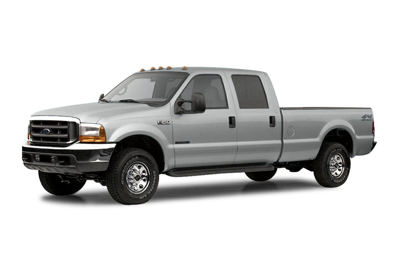 2004 Ford F250 XLT Crew Cab Pickup for sale in Phoenix for $15,995 with 138,315 miles