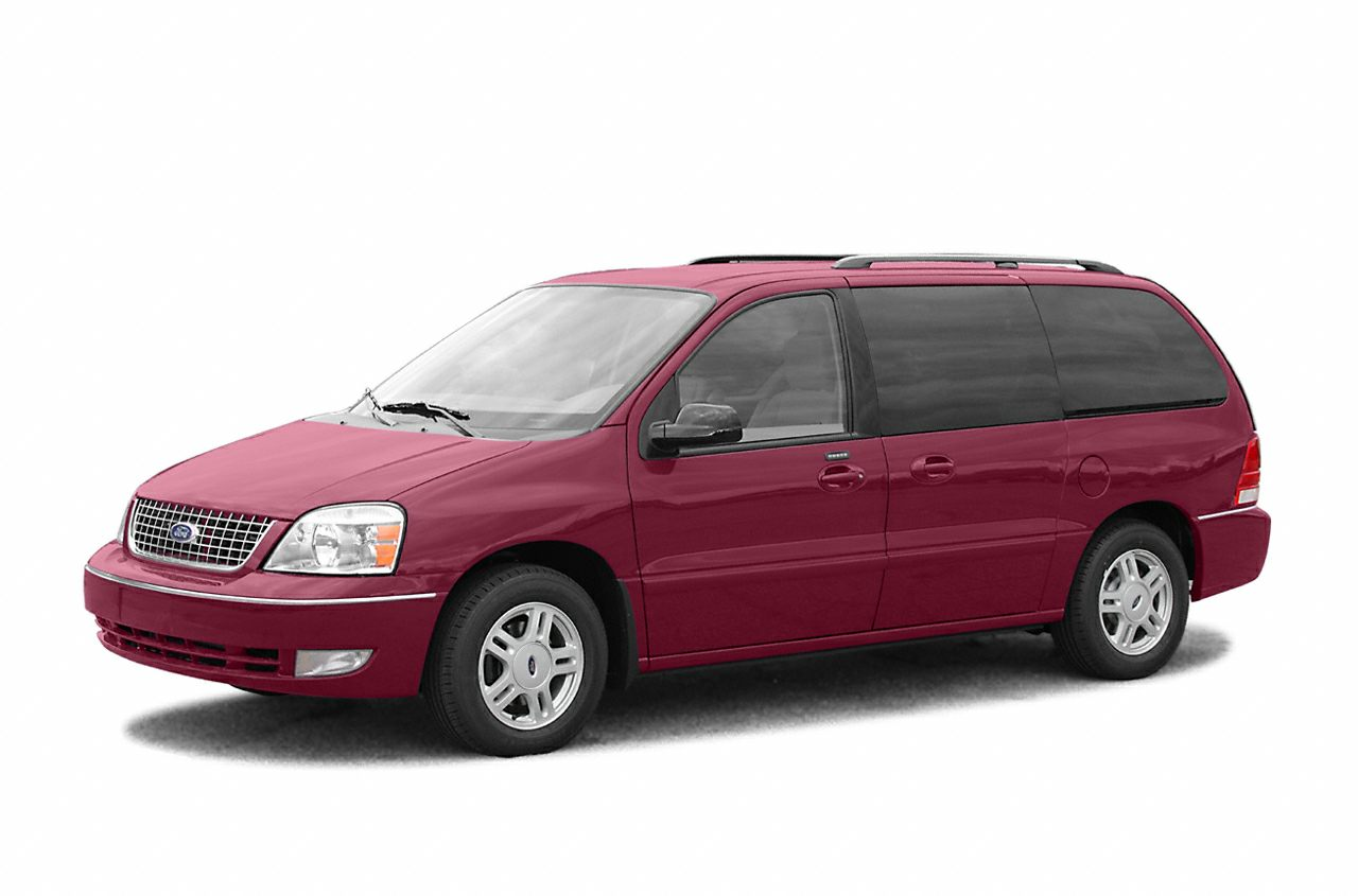 2004 Ford Freestar SEL Minivan for sale in Bartlesville for $4,495 with 135,132 miles.