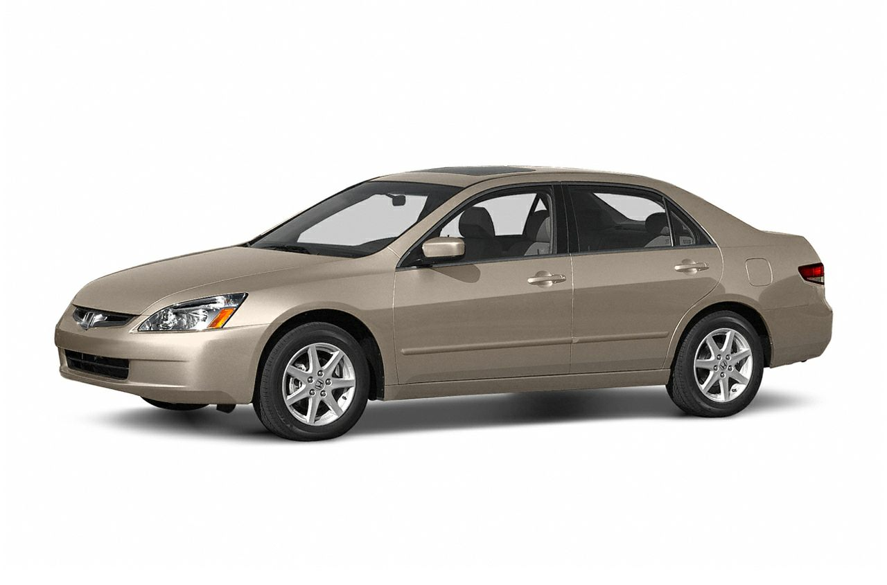 2004 Honda Accord EX-L Sedan for sale in Tewksbury for $7,995 with 121,527 miles.