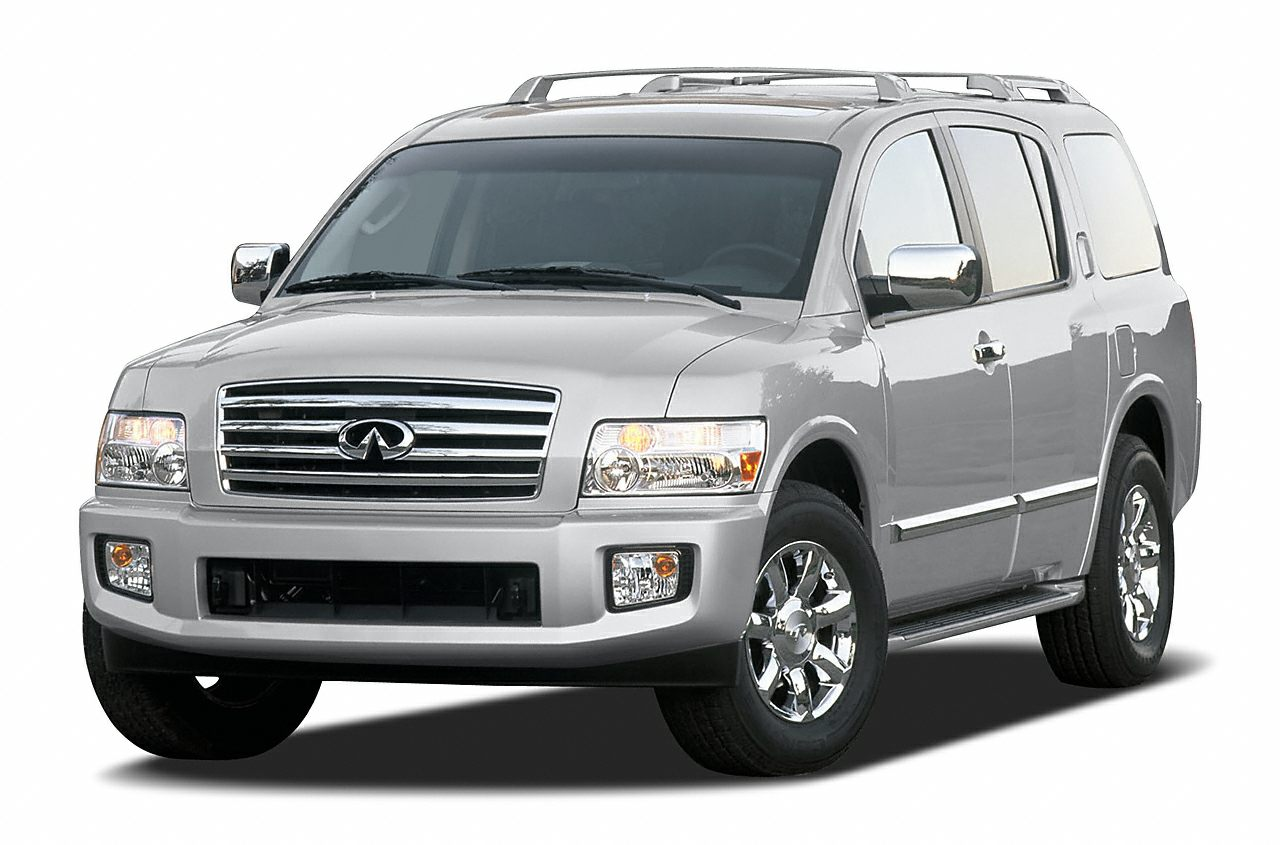 2004 Infiniti QX56 SUV for sale in Logan for $13,984 with 108,912 miles